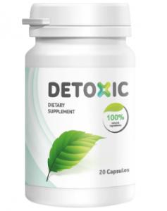 Detoxic Tabletten voor parasieten