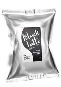 black latte Afslanken supplement