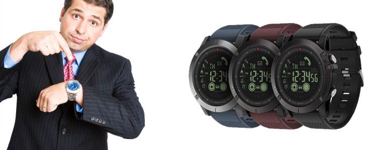 Wat zijn de belangrijkste kenmerken van de Tactical Watch test